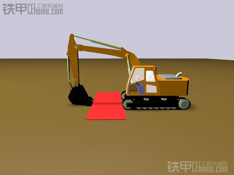 挖掘机挖钢板有什么难?教你四种方式(图9)