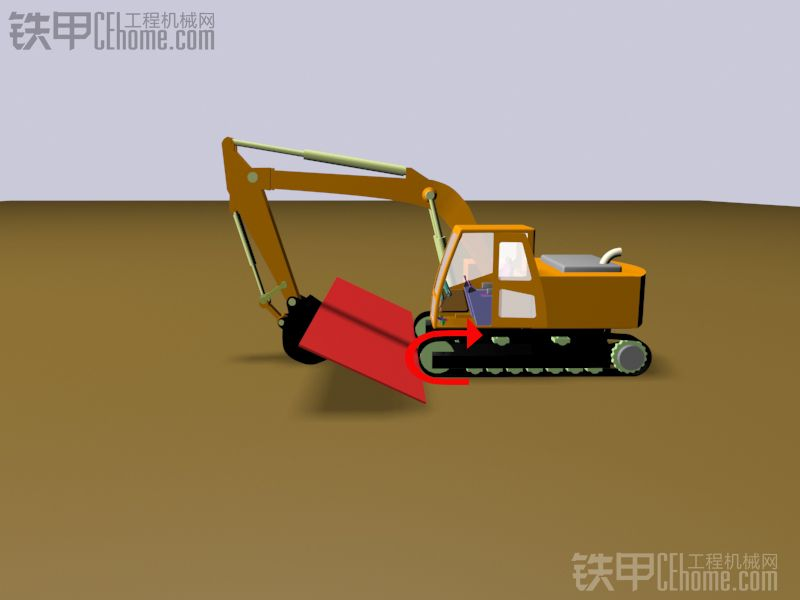 挖掘机挖钢板有什么难?教你四种方式(图11)
