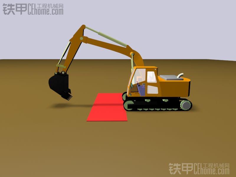 挖掘机挖钢板有什么难?教你四种方式(图8)