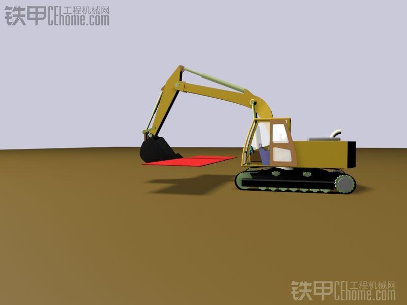 挖掘机挖钢板有什么难?教你四种方式(图4)
