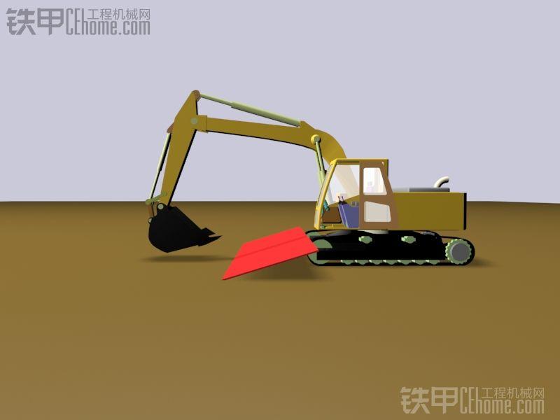 挖掘机挖钢板有什么难?教你四种方式(图5)