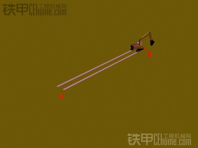 挖掘机10大高难度技术(4)——挖沟技巧(图3)