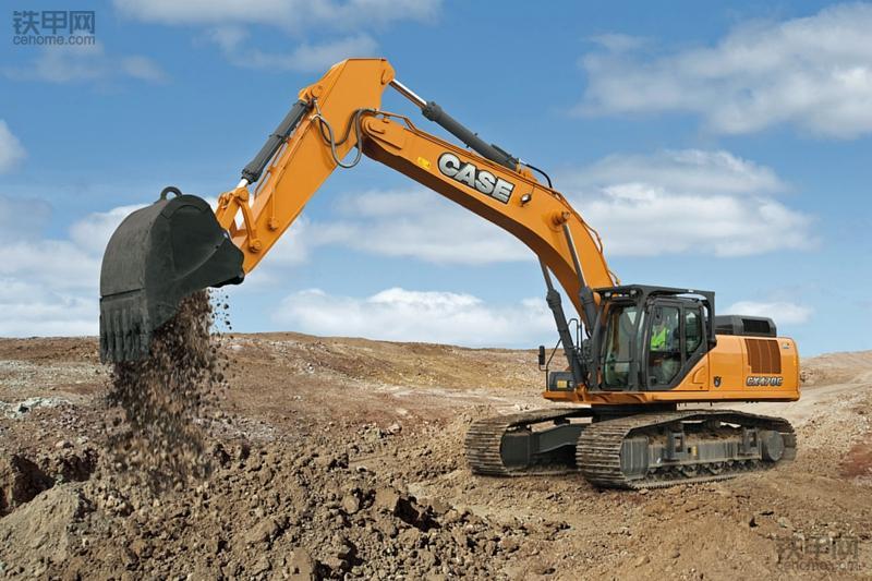 挖掘机无力故障(1):大臂为何举升缓慢?(图7)