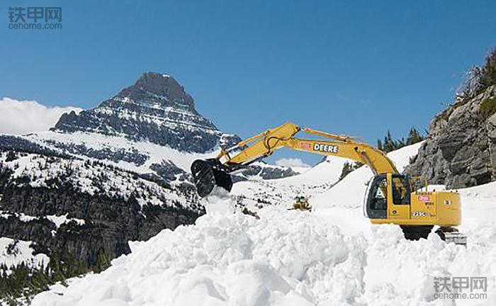 挖掘机在高寒地区为什么启动困难? 这里有6个高级解决办法!(图1)