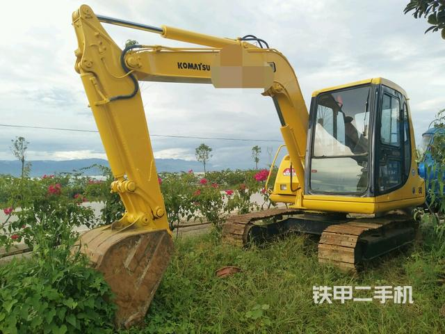 熱銷二手挖掘機top2:小松PC60-7