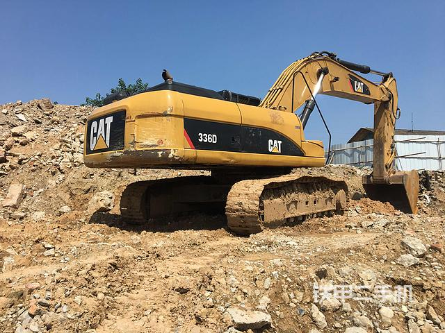 熱銷二手挖掘機top10:卡特彼勒336D