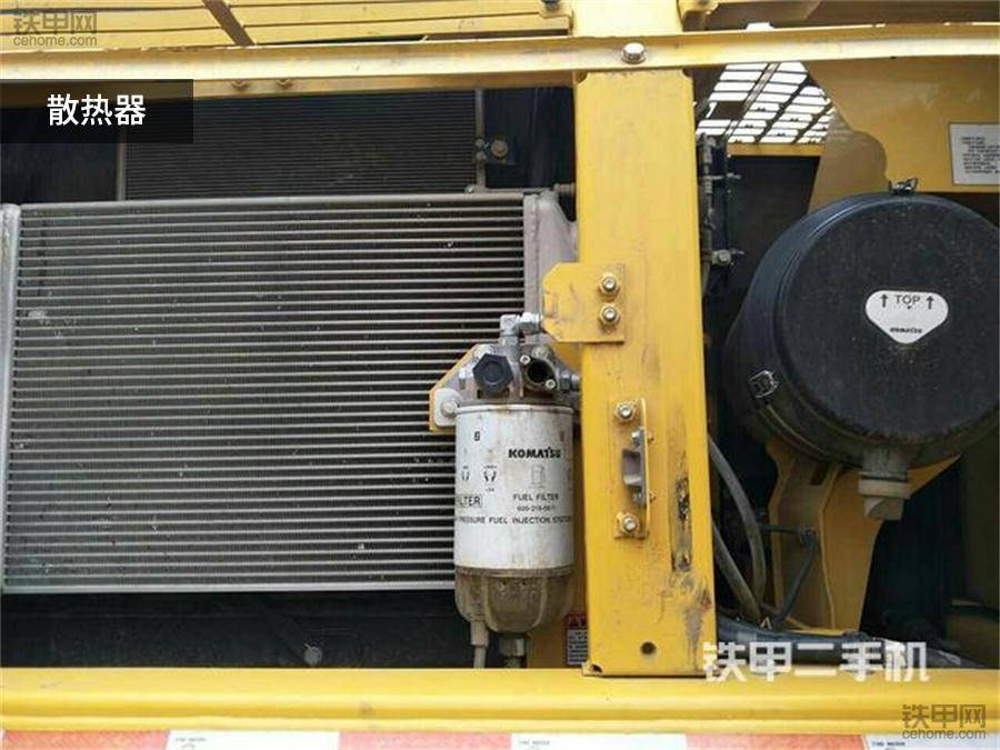 小松PC360-8M0散热器