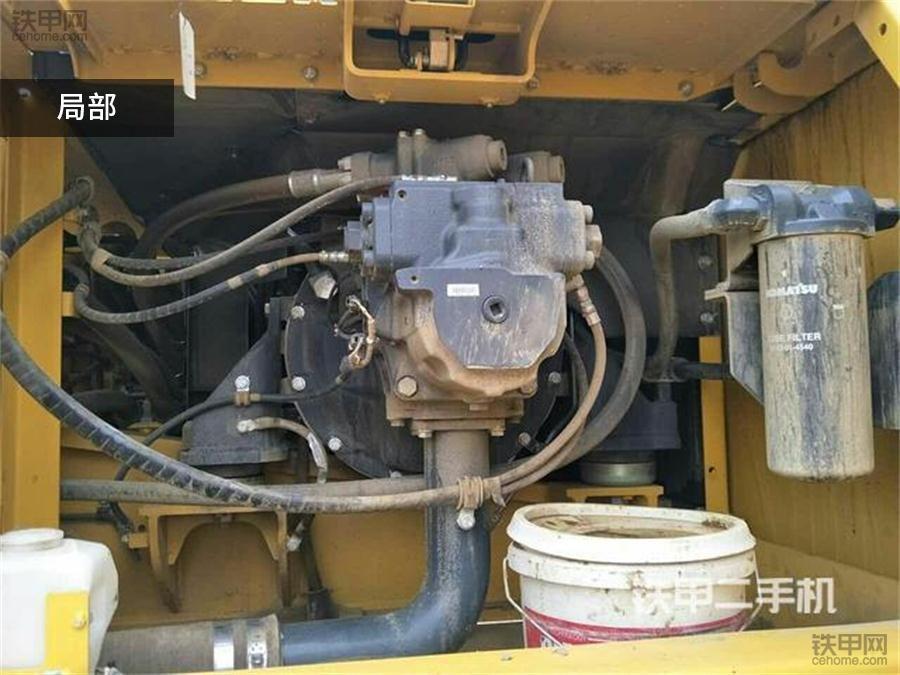 小松PC360-8M0泵