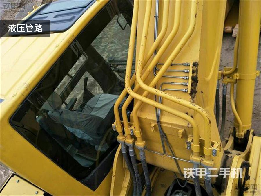 小松PC360-8M0管路