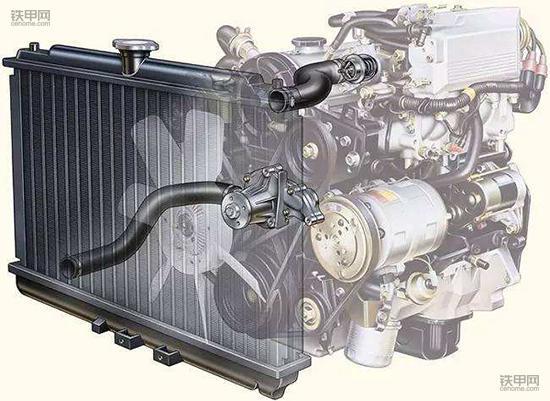发动机水温过高?问题出在这里(图2)