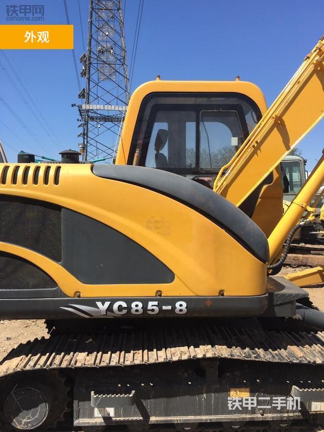 玉柴YC85-8