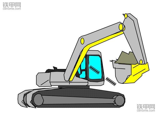 小松内部资料!液压挖掘机的省油技巧(图1)