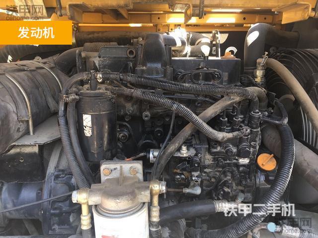 玉柴YC85-8发动机