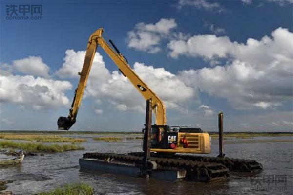 工程机械想要涉水作业 该如何进行改装
