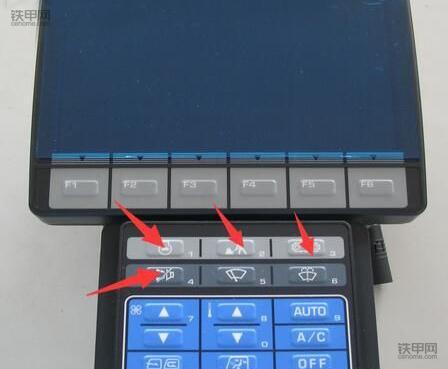 快收藏!老司机教你如何进入挖机电脑,花钱都买不到!(图5)