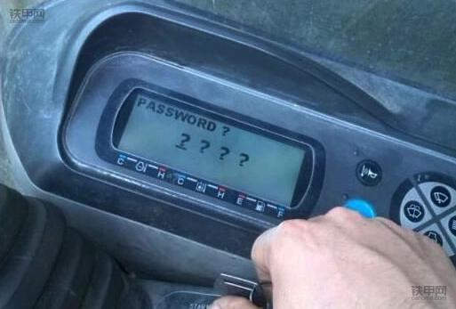 老司机教你如何进入挖机电脑,卡特、三一全都有!(图2)