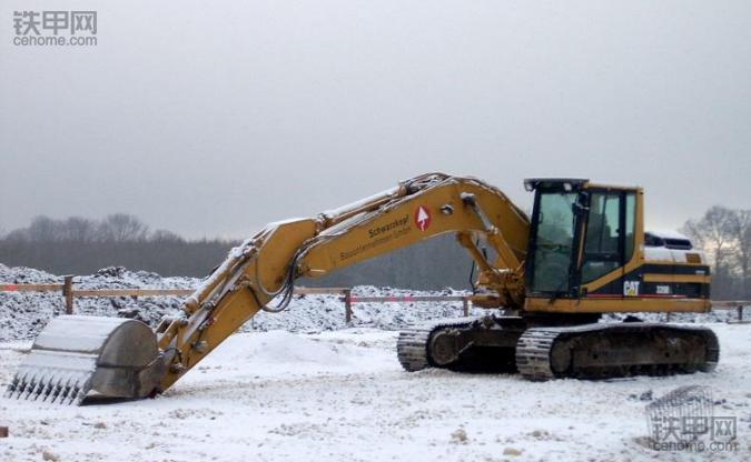 大雪来临! 挖机司机要知道的那些事(图6)