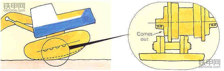 老司机教你开挖机:挖掘作业技巧有哪些?(图10)