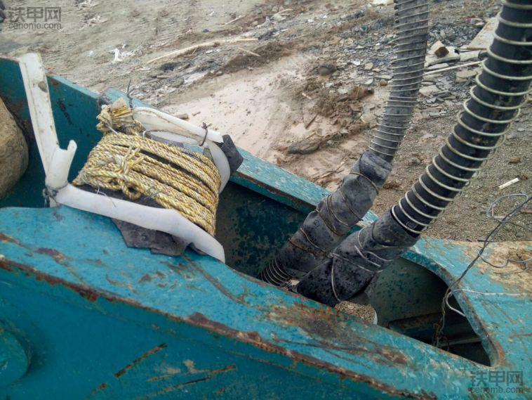 快收藏!挖掘机爆管7大原因,2种补救方法全在这!(图7)