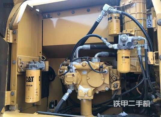 专家教你如何购买二手挖机(3):针对液压系统的试机(图5)