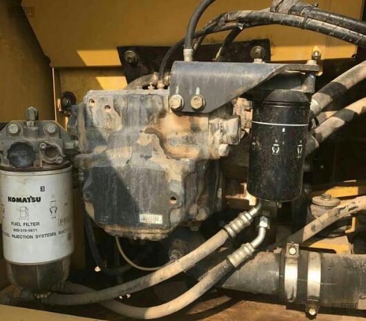 专家教你如何购买二手挖机(3):针对液压系统的试机(图4)
