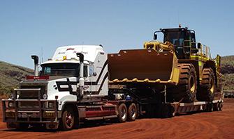 重型澳门威尼斯官网运输之巨型装载机篇
